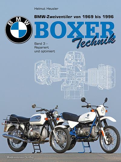 >Buchcover: BMW Zweiventiler: Boxer reparieren und optimieren