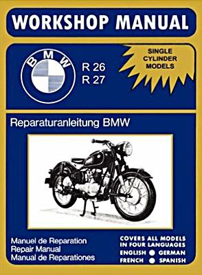 Buchcover: BMW Motorcycles Factory Workshop Manual R26 R27