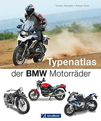 Buchcover: BMW MOTORRÄDER von 1923 bis heute