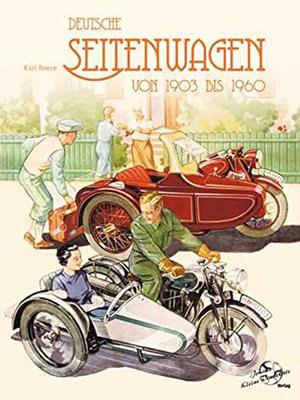 Buchcover: Deutsche Seitenwagen von 1903 bis 1960