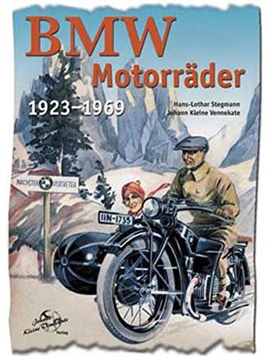 Buchcover: >BMW Motorräder 1923-1969