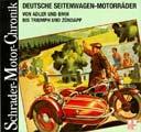 Buchcover: DEUTSCHE SEITENWAGENMOTORRÄDER