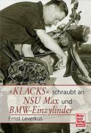 Buchcover: Klacks schraubt ... an BMW EInzylindern