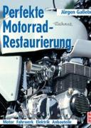 Buchcover: PERFEKTE MOTORRAD-RESTAURIERUNG