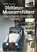 Buchcover: OLDTIMER-MUSEUMSFÜHRER D / A / CH