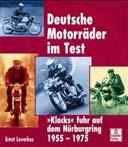 Buchcover: DEUTSCHE MOTORRÄDER IM TEST